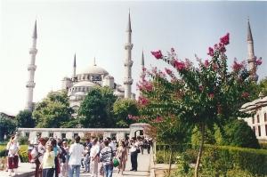 Exterior Mezquita Azul