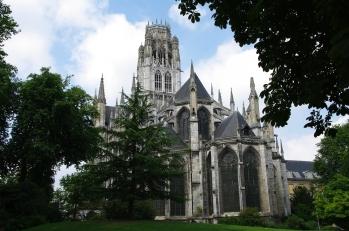 Abadía Saint-Ouen