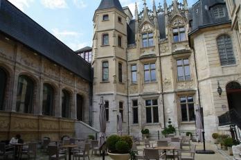 Palacete de Bourgtheroulde
