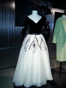 """Vestido para Grace Kelly en """"La ventana indiscreta"""""""