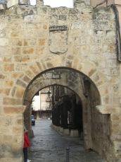 Arco de la Villa.