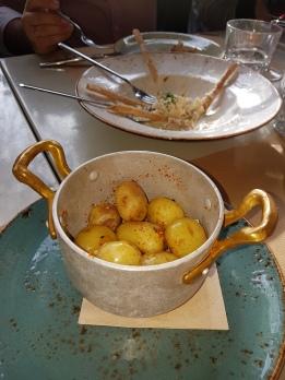 Patatas y ensaladilla rusa