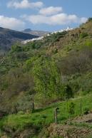 Vistas del Barranco de Poqueira