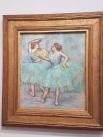 Las bailarinas. Degas