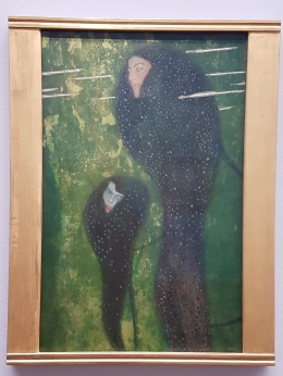 Silver Flist. Klimt