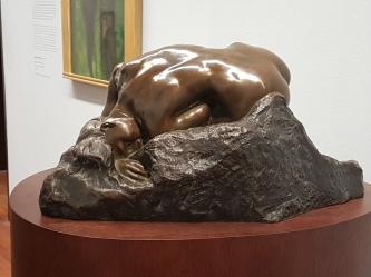 La Danaïde. Rodin