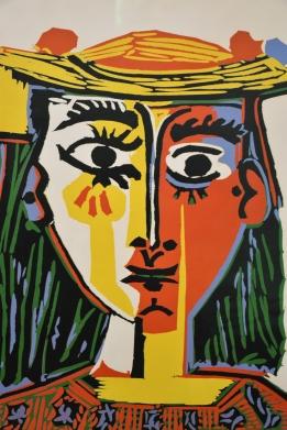 Jacqueline Picasso. Picasso