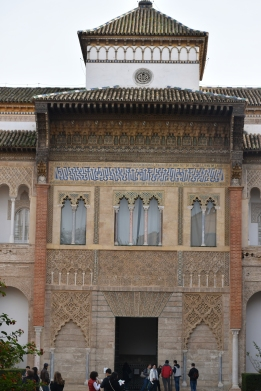 Palacio del Rey Don Pedro.